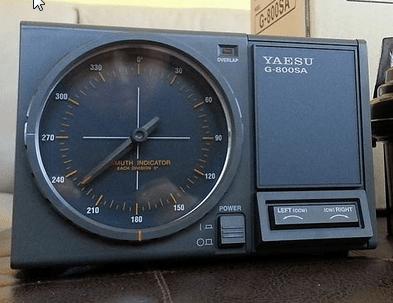 Yaesu G-800SA Rotor Controller