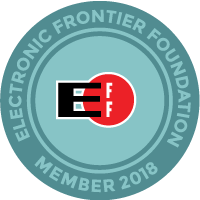 Electronic Frontier Foundation Member